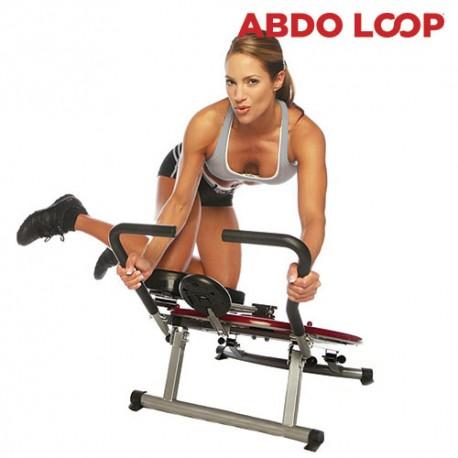 Máquina de Abdominales Circular Abdo Loop - Imagen 1