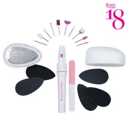 Set de Pedicura Beauty Nail 18