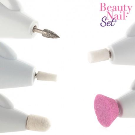 Torno Manicura Beauty Nail Set - Imagen 1
