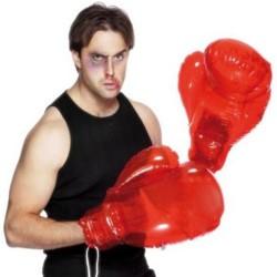 Guantes de Boxeo Inflables - Imagen 1