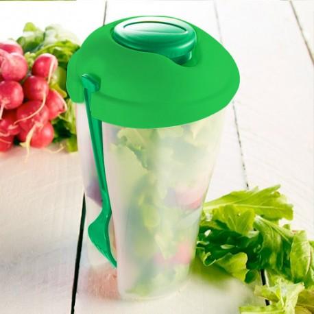 Ensaladera Plástico Salad to Go - Imagen 1