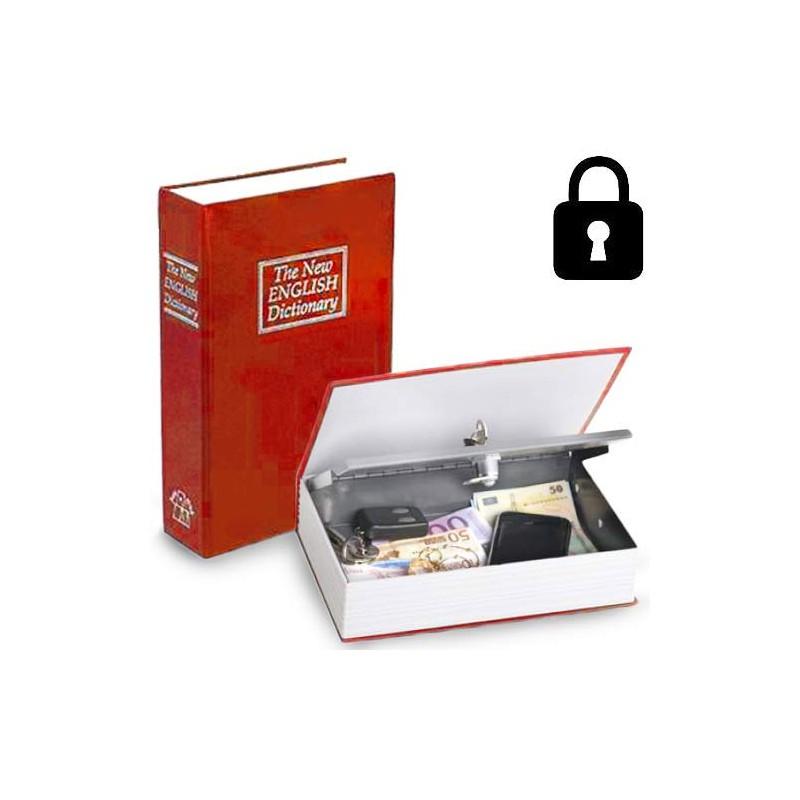 Caja de caudales camuflada en libro diccionario comprar for Caja de caudales