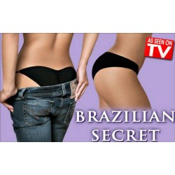 Brazilian Secret Realza Glúteos