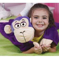 Manta Infantil CuddleUppets - Imagen 1