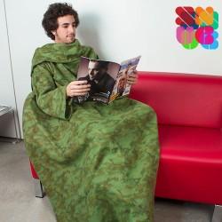 Batamanta Adultos Snug Snug Extra Suave Diseños Originales - Imagen 1