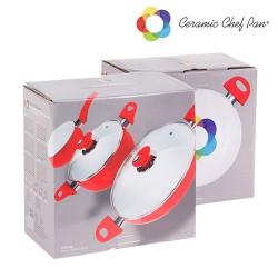 Batería de Cocina Ceramic Chef Pan (5 piezas) - Imagen 1