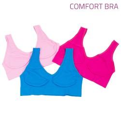 Sujetadores Comfort Bra Spring (Pack de 3)