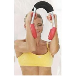 Barra Fitness para Ejercitar Músculos