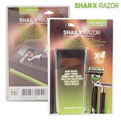 Afilador Maquinillas de Afeitar Shar X Razor - Imagen 1