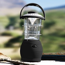Lámpara Camping con Dinamo (12 LEDs) - Imagen 1