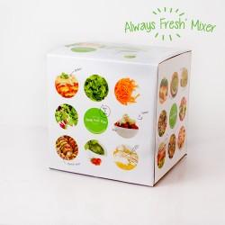 Ensaladera Todo en Uno Always Fresh Mixer - Imagen 1