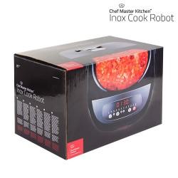 Robot de Cocina Inox Cook - Imagen 1