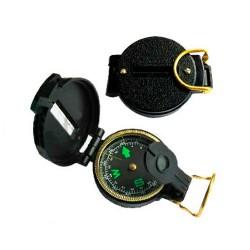 Brújula Lensática con Tapa y Visor