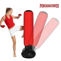 Saco de Boxeo de Pie Punching Tower - Imagen 1