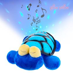 Peluche Proyector LED Glow Pillow
