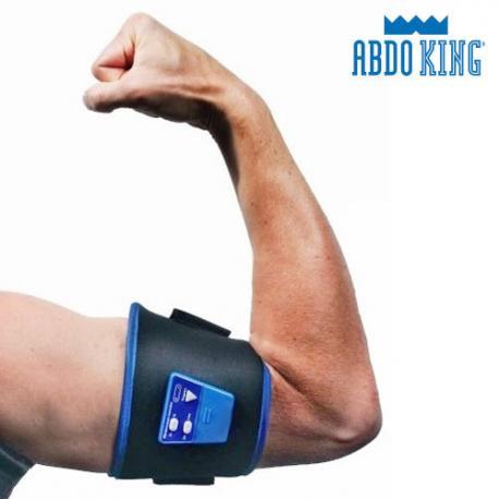 Cinturón Electroestimulador Abdo King Redux - Imagen 1