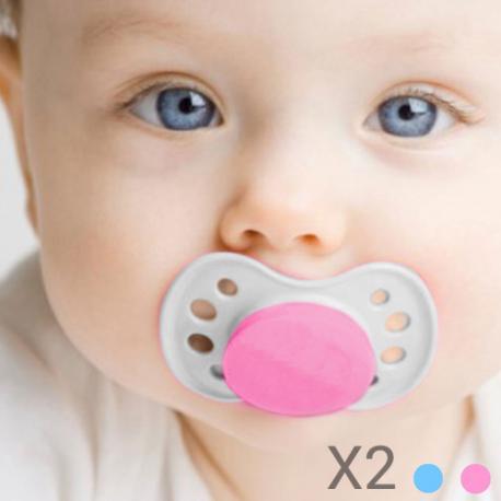 Chupetes para Bebés (pack de 2) - Imagen 1
