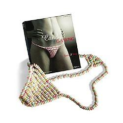 Tanga de Caramelos Femenino Candy G String