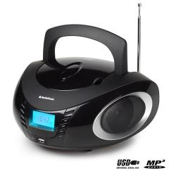 Radio CD MP3 USB AudioSonic CD1594 - Imagen 1