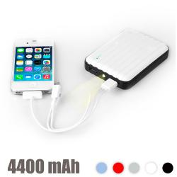 Power Bank con LED 4400 mAh - Imagen 1