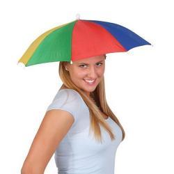Paraguas-Sombrero Multicolor - Imagen 1