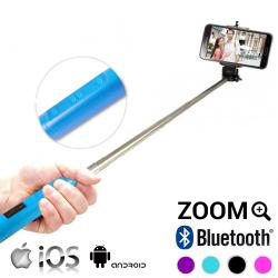 Monopié Bluetooth con Zoom para Selfies