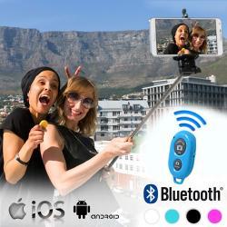 Monopié para Selfies con Mando Bluetooth