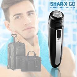 Máquina de Afeitar Eléctrica Mini Shar X Go - Imagen 1
