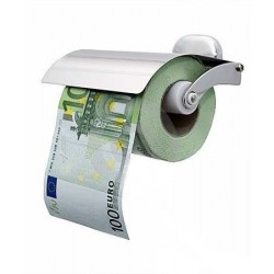 Papel Higiénico 100 Euros